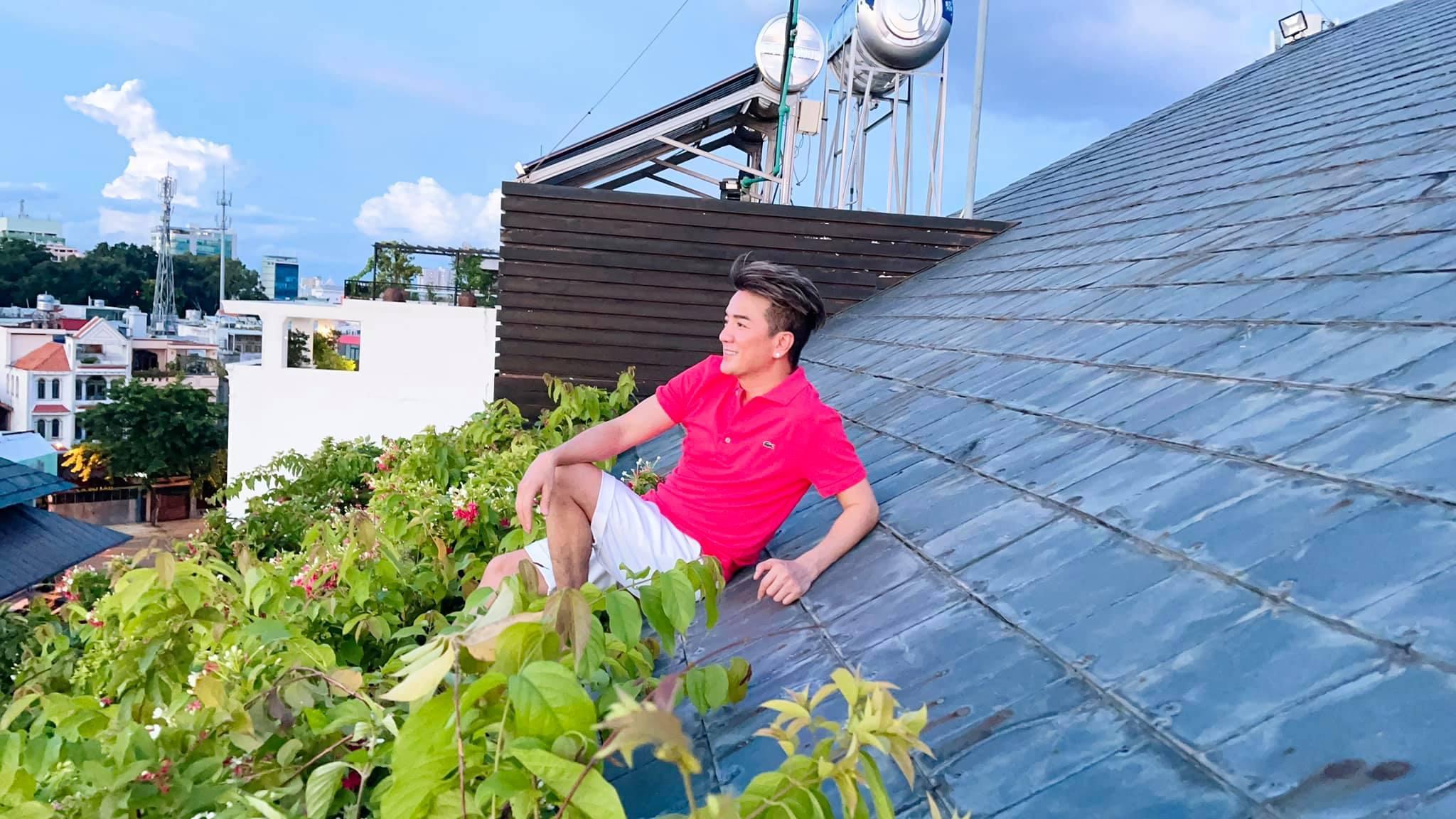 MC Hoài Anh VTV giản dị và dịu dàng ngày không lên sóng