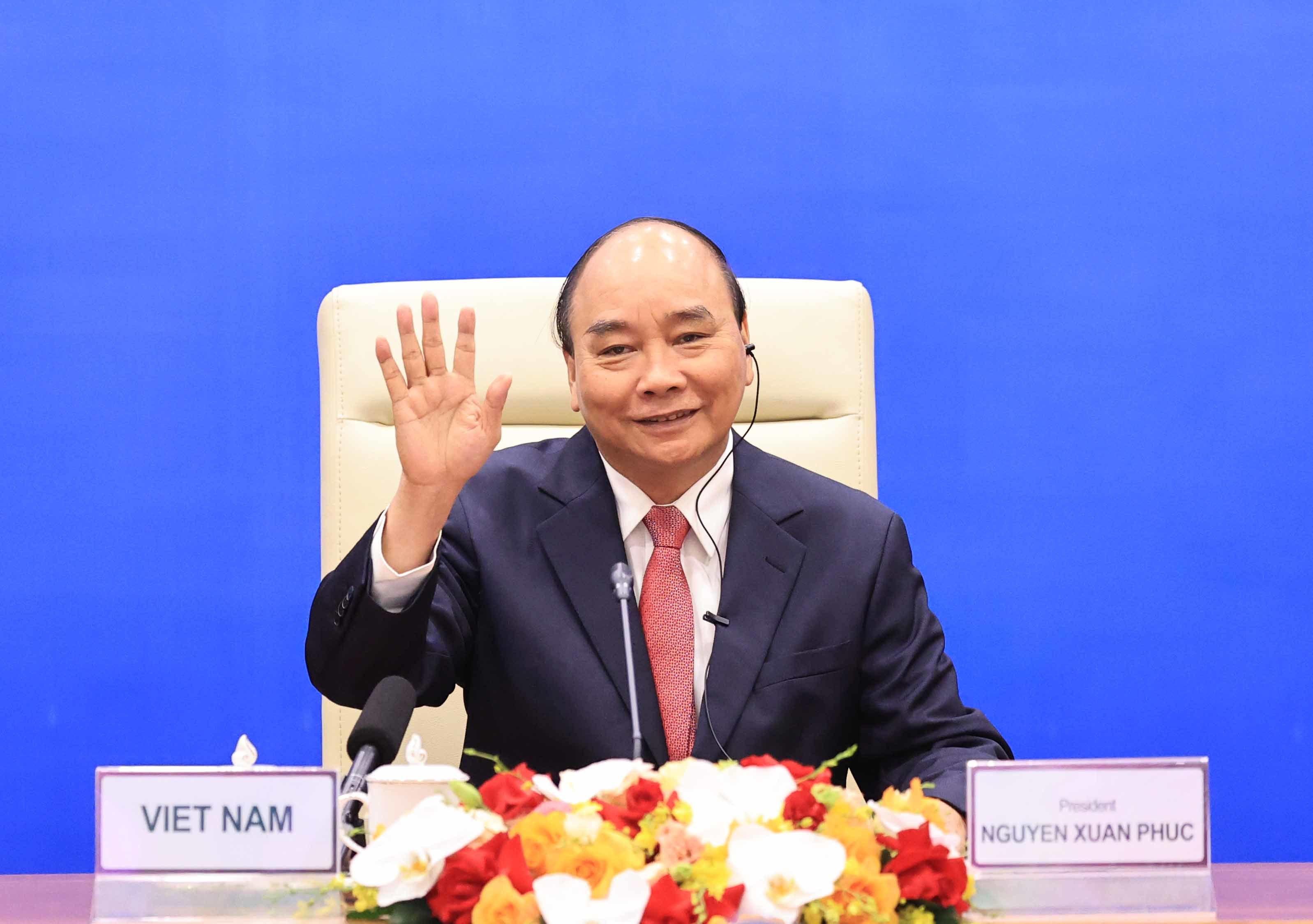 Ba đề xuất của Chủ tịch nước tới hội nghị lãnh đạo 21 nền kinh tế APEC