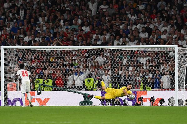 Anh thất bại ở EURO 2020: Giải mã luân lưu của Southgate