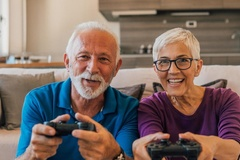 Chúng ta còn có thể chơi game khi về già?