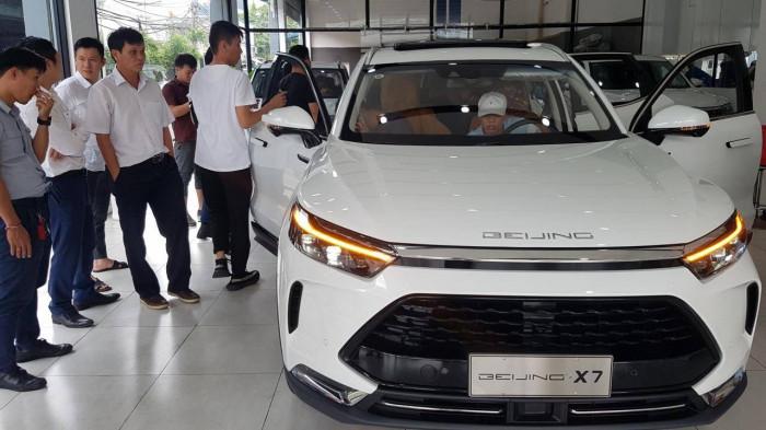 Dấu hỏi về chất lượng ô tô Trung Quốc tại Việt Nam