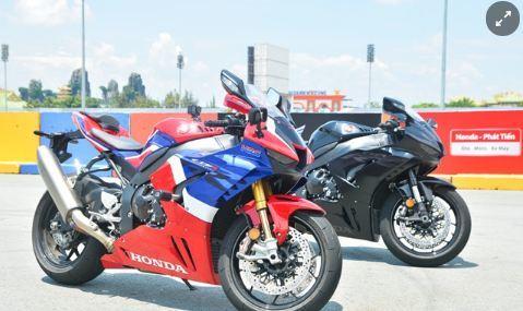 Honda CBR1000RR-R bán tại Việt Nam có nguy cơ gãy hệ thống treo sau