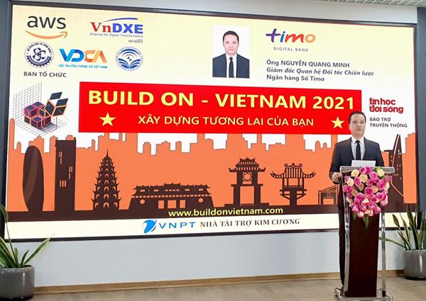 Build On Việt Nam 2021, cuộc thi dành riêng lâp trình viên mê điện toán đám mây