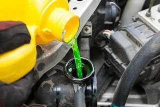 Tầm quan trọng của nước làm mát trong bảo dưỡng ô tô