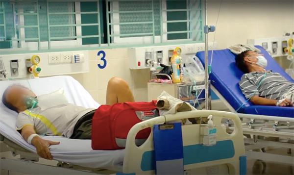 Tỉ lệ tử vong do Covid-19 theo nhóm tuổi tại Việt Nam - bơi