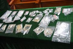 Khởi tố vụ chuyển vàng trang sức, kim cương trị giá 15 tỷ về cảng Hải Phòng