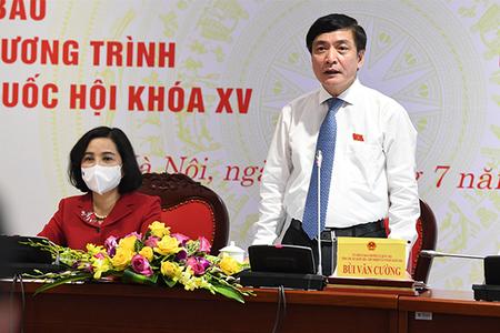 Quốc hội kiện toàn 50 chức danh, giảm 1 Phó Thủ tướng