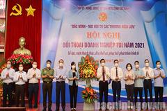 """Bắc Ninh lập tổ phản ứng nhanh """"3 nhất"""" hỗ trợ doanh nghiệp"""