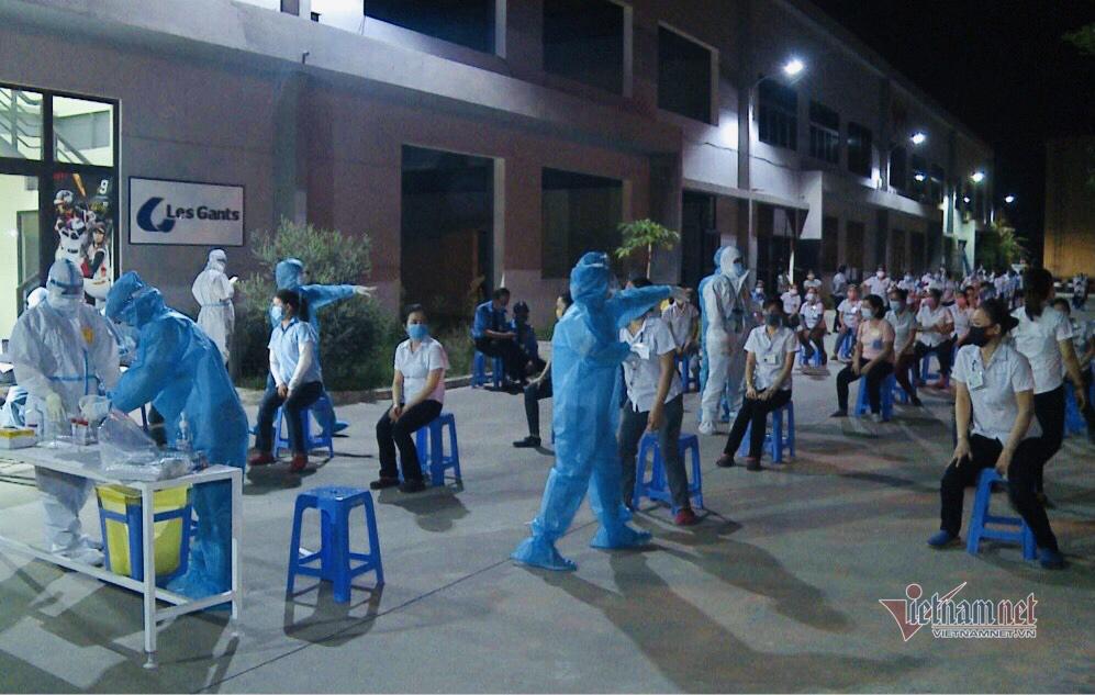 Thêm 4 công ty trong khu công nghiệp ở Đà Nẵng có ca dương tính nCoV