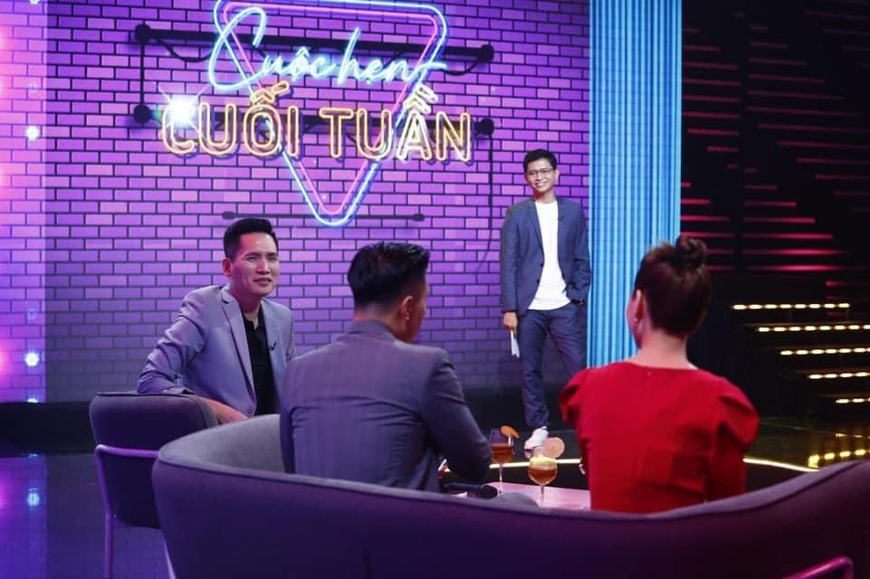 Việt Anh bị chế ảnh bán nude lộ thân hình 6 múi trên VTV