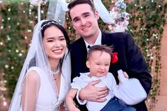 Chuyện tình qua app hẹn hò của cô gái Việt và chồng Mỹ