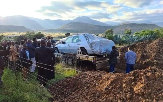 Những triệu phú muốn được chôn cùng xe hơi khi qua đời