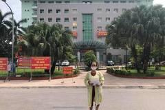 Bé Nguyễn Vũ Hoàng Hải bị bỏng nồi canh nóng đã được xuất viện về nhà