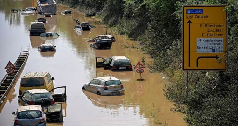 Châu Âu chật vật dọn dẹp sau lũ lụt, hàng trăm người vẫn mất tích