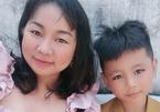 Diễn viên Kim Đào và con trai 10 tuổi mắc Covid-19