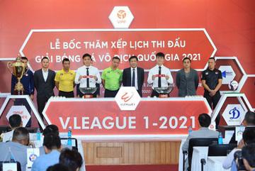 CLB nói không, V-League 2021 nên sớm được phán quyết