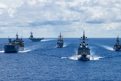Biển Đông trở thành chuyện toàn cầu