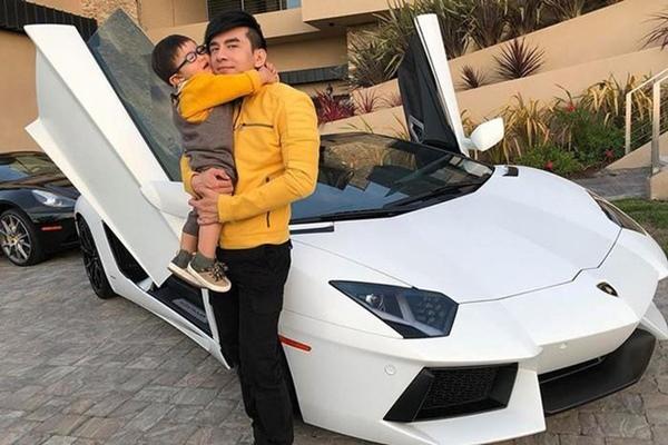 Tài sản toàn siêu xe, dinh thự tiền tỷ của vợ chồng Đan Trường trước ly hôn