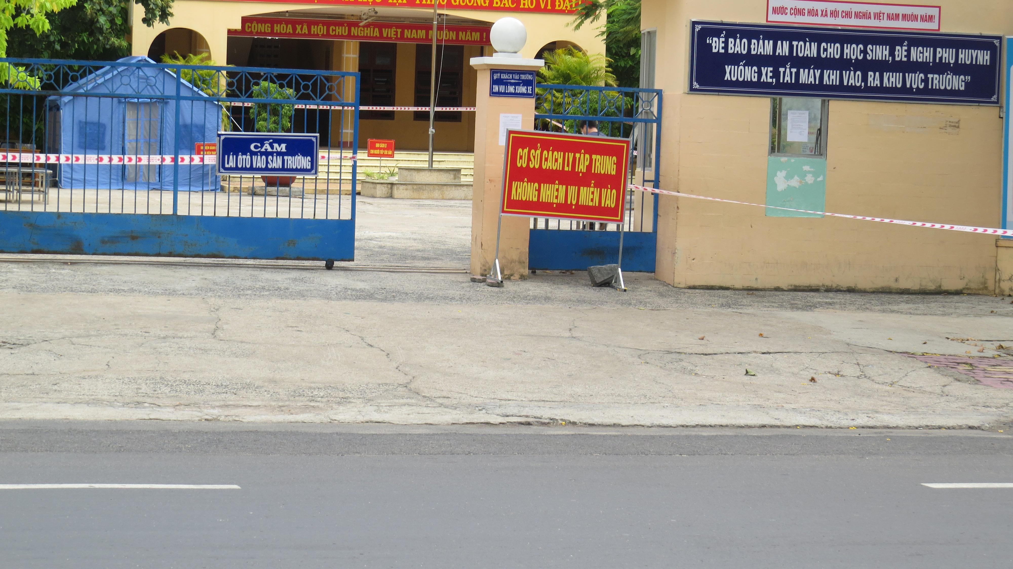 Phú Yên thêm 85 ca, Quảng Nam có 1 ca dương tính nCoV