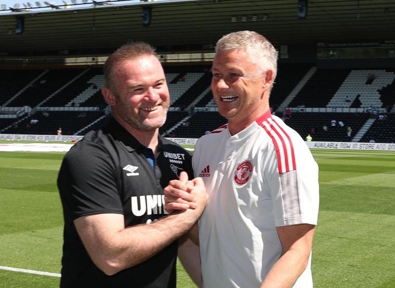 MU hạ đẹp đội bóng của Wayne Rooney