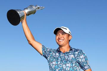 Morikawa đi vào lịch sử với danh hiệu The Open