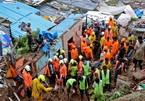 Lũ lụt, lở đất hoành hành ở Ấn Độ, hàng chục người thiệt mạng