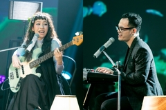 Mỹ Anh song ca với Khắc Hưng, Uni5 gây xúc động khi hát về cha