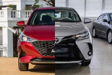 Chọn Hyundai Accent Đặc biệt hay Toyota Vios E CVT với 550 triệu đồng?