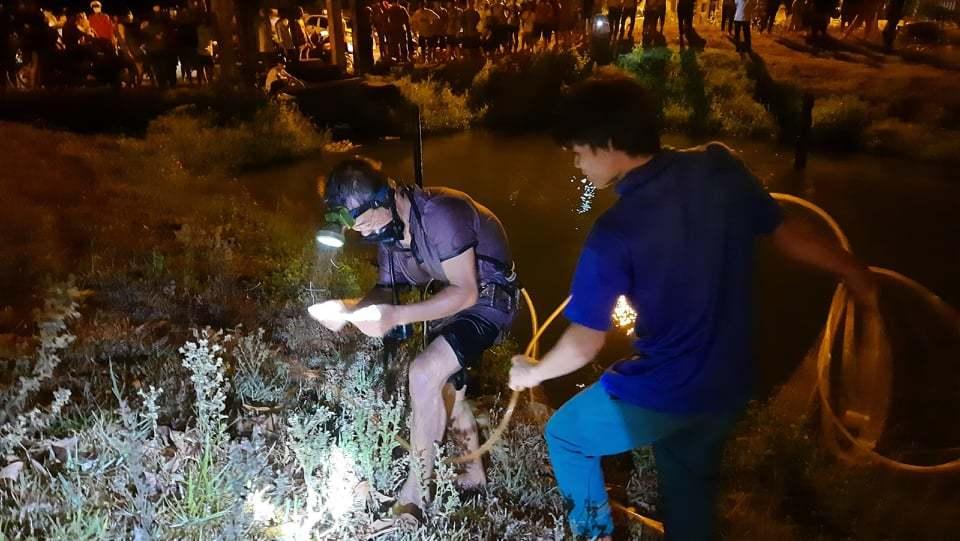 Hai chị em ruột ở Quảng Trị tử vong vì đuối nước