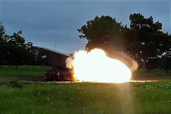 Xem hệ thống tên lửa Mỹ khai hỏa