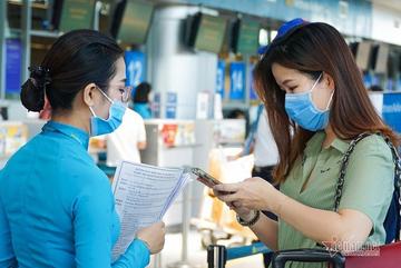 Đà Nẵng đón hơn 600 người từ TP.HCM về trên 3 chuyến bay miễn phí