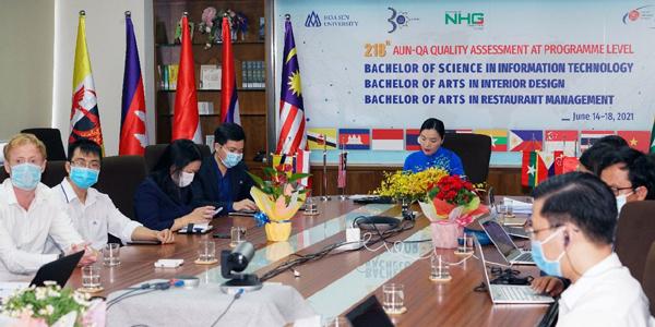ĐH Hoa Sen khẳng định mục tiêu 'ĐH chuẩn quốc tế cho người Việt'