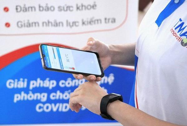 HCM City,mobile app