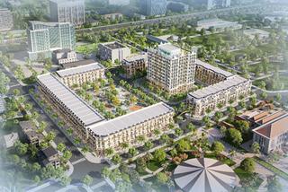 Tân Hoàng Minh xây bất động sản hạng sang ở TP.Hà Tĩnh