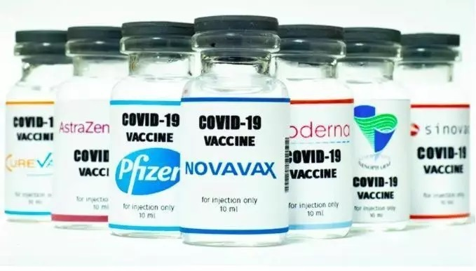 Should vaccines be mixed?