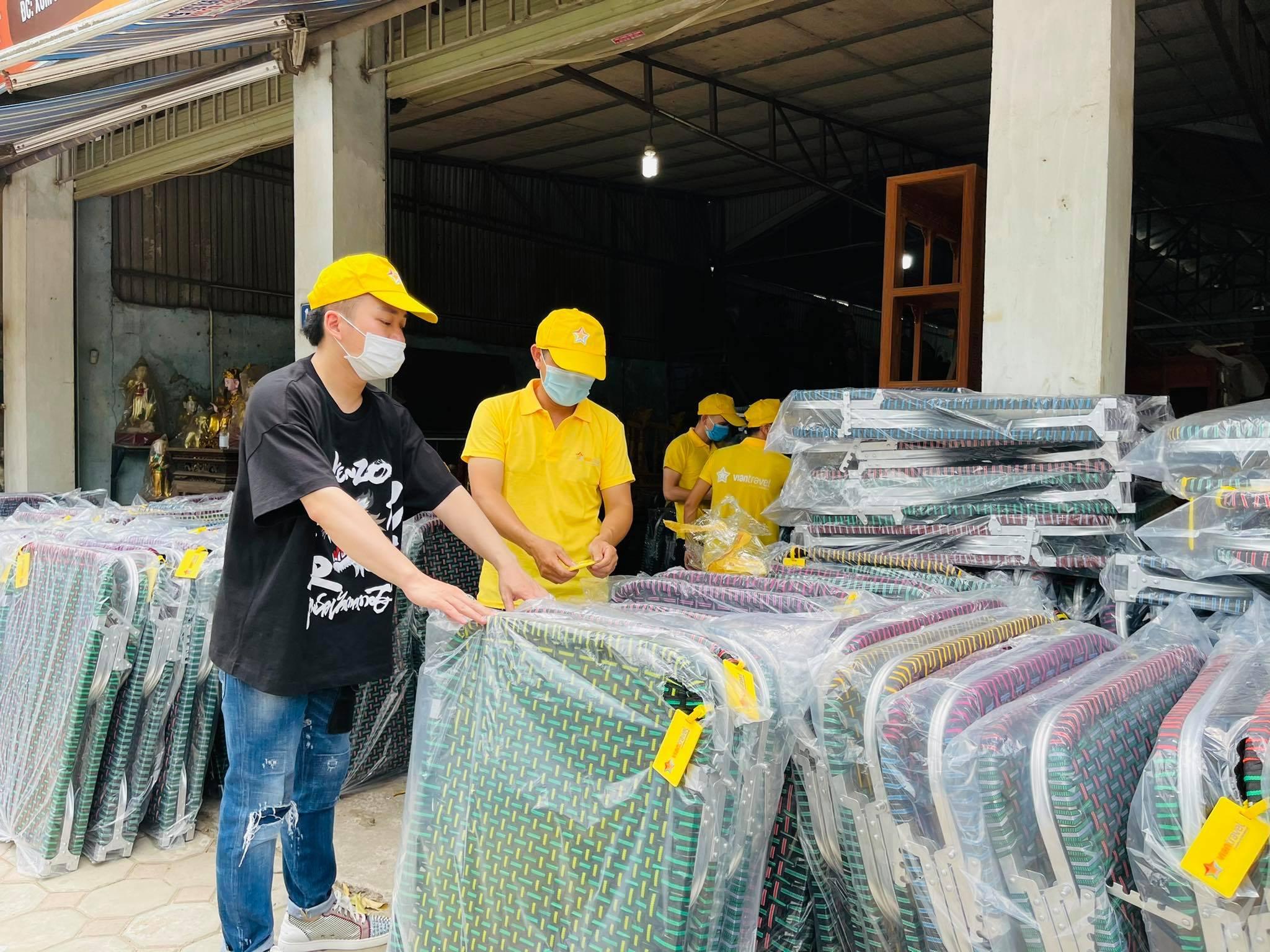 Tùng Dương kêu gọi hơn 3 tỷ ủng hộ TP.HCM
