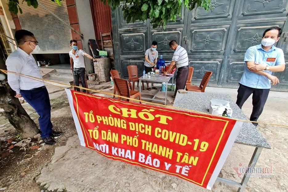 Người từ Hà Nội về Bắc Giang phải cách ly 14 ngày
