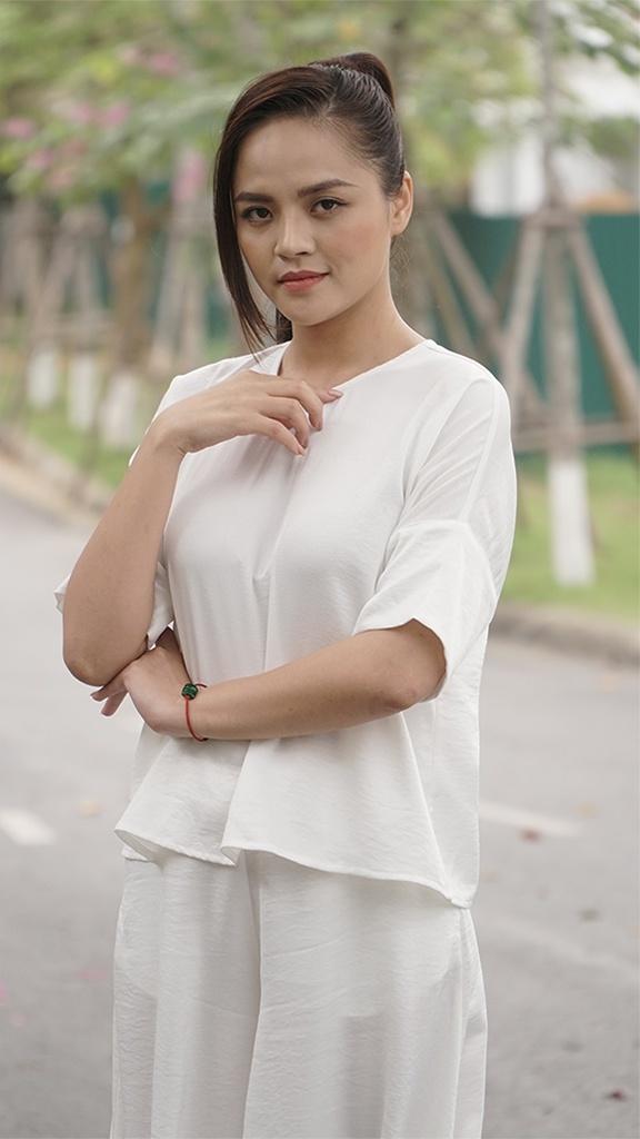 Thu Quỳnh 'Hương vị tình thân': Hiện tại tôi hạnh phúc lắm!