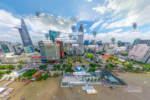 Việt Nam có startup số hóa 3D, hay không kém Street View của Google
