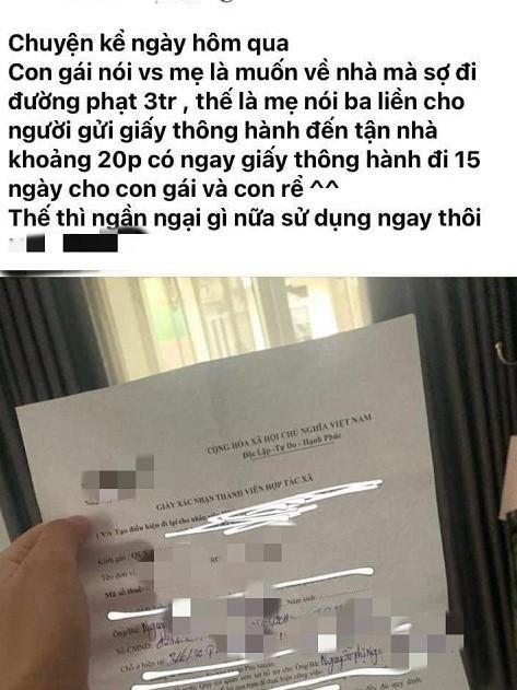 Xử phạt giám đốc vụ 'ký giấy thông hành' cho con gái ở Phú Nhuận