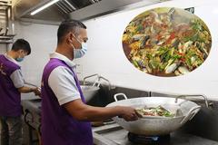 Người Đà Nẵng tất bật kho cá, tiếp lương thực cho TP.HCM chống dịch