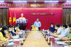 Bí thư Quảng Ninh: Không có việc cần thiết, người dân không nên ra khỏi nhà