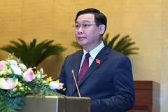 Chủ tịch Quốc hội: Cân nhắc kỹ lưỡng, sáng suốt quyết định bầu nhân sự cấp cao