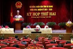 Hà Giang: Đảm bảo mục tiêu tăng trưởng kinh tế đạt 7,5%, hoàn thành việc lập Quy hoạch tỉnh thời kỳ 2021- 2030, tầm nhìn đến 2050