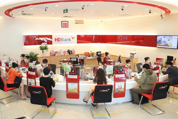 HDBank giảm lãi suất vay trung bình 1% cho khách hàng bị ảnh hưởng Covid-19