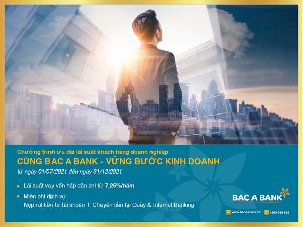 Bac A Bank hỗ trợ doanh nghiệp vững bước kinh doanh giữa đại dịch