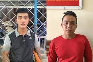 Khởi tố, bắt 2 thanh niên trốn khai báo y tế, cầm dao tấn công CSGT