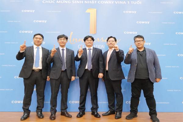 Coway Vina, 1 năm 'Nâng tầm sống, Trọn an tâm' cho người tiêu dùng Việt