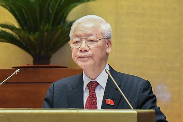 Tổng Bí thư: Đại biểu Quốc hội nêu cao trách nhiệm, hết lòng vì nước, vì dân