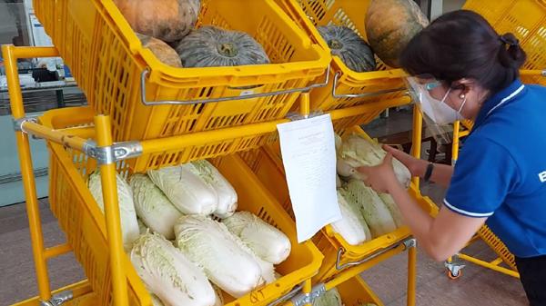 Vietnam Post mở gần 500 điểm bán hàng bình ổn giá các tỉnh phía Nam